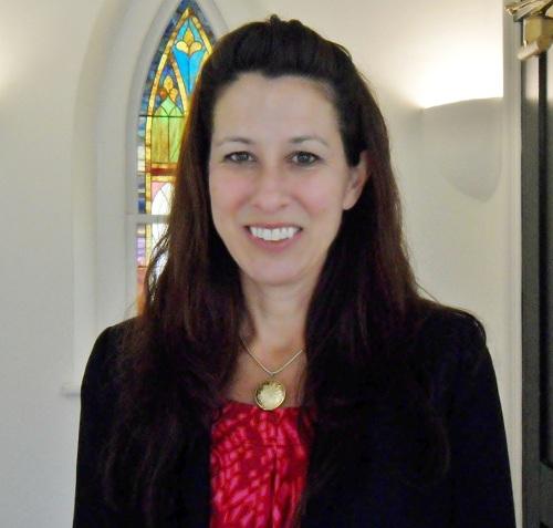 Sarah Randolph, executive director of Bridge Haven Memory Care in Lawrence, Kansas