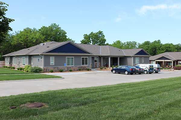 Bridge Haven Memory Care's main office