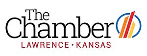 Lawrence, Kansas Chamber logo