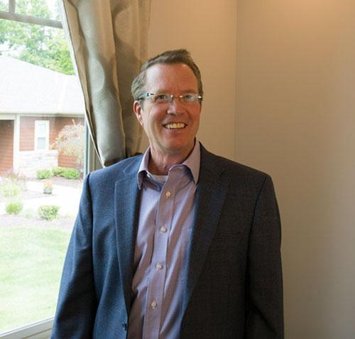 J Robert Wilson, CEO and Owner of Bridge Haven Memory Care
